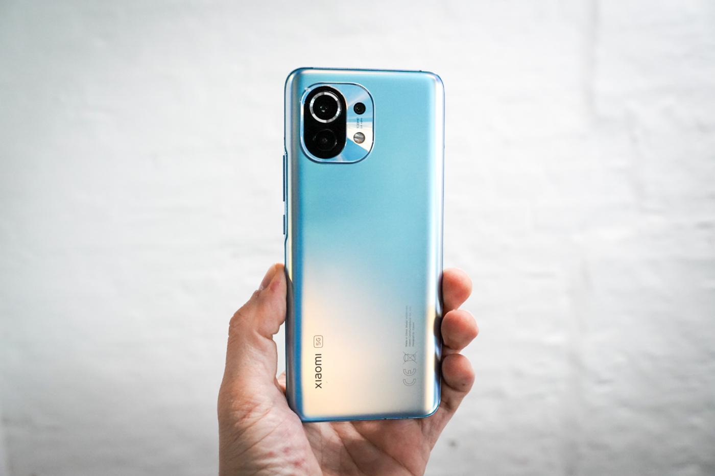 Le Smartphone Xiaomi Mi 11