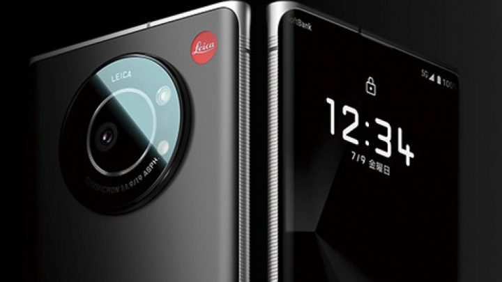 Leitz Phone 1, smartphone de Leica, exclusivement au Japon !!!