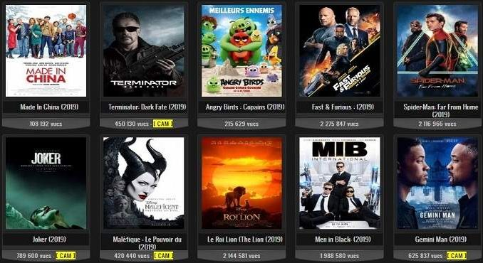 Les meilleures applications de films gratuites pour Android