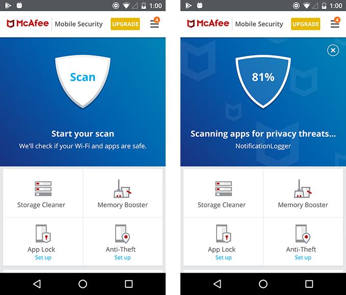 Les meilleures applications de sécurité gratuites pour Android
