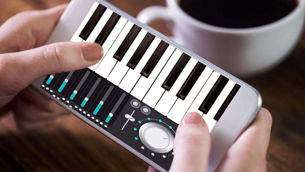 Meilleure application de piano pour android