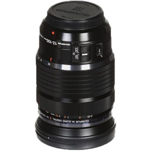 Objectif : Olympus M.ZUIKO DIGITAL 12-100 mm f/4.0 ED IS Pro