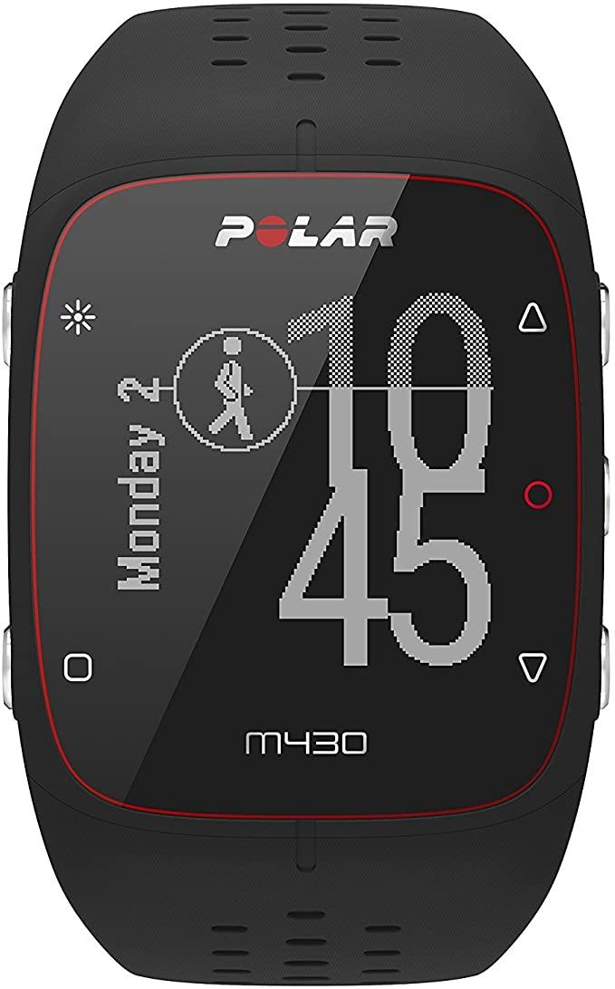 POLAR M430, Une autre excellente montre de course à petit prix pour les coureurs debutants