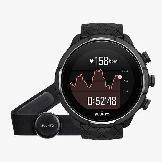 SUUNTO 9 BARO TITANIUM, La meilleure montre pour les coureurs de fond