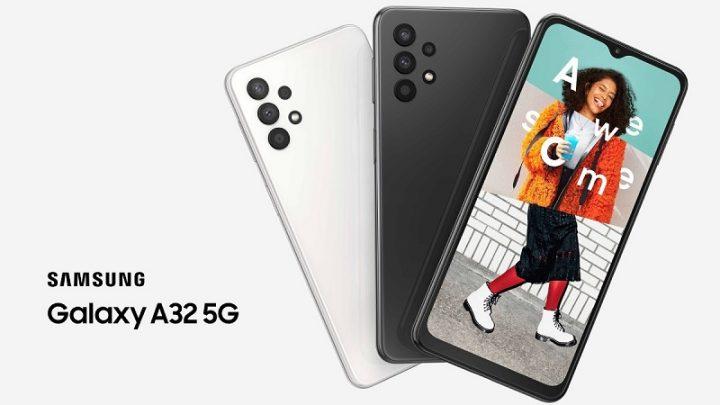 Test et avis Samsung Galaxy A32 5G , excellent smartphone 5G à petit budget