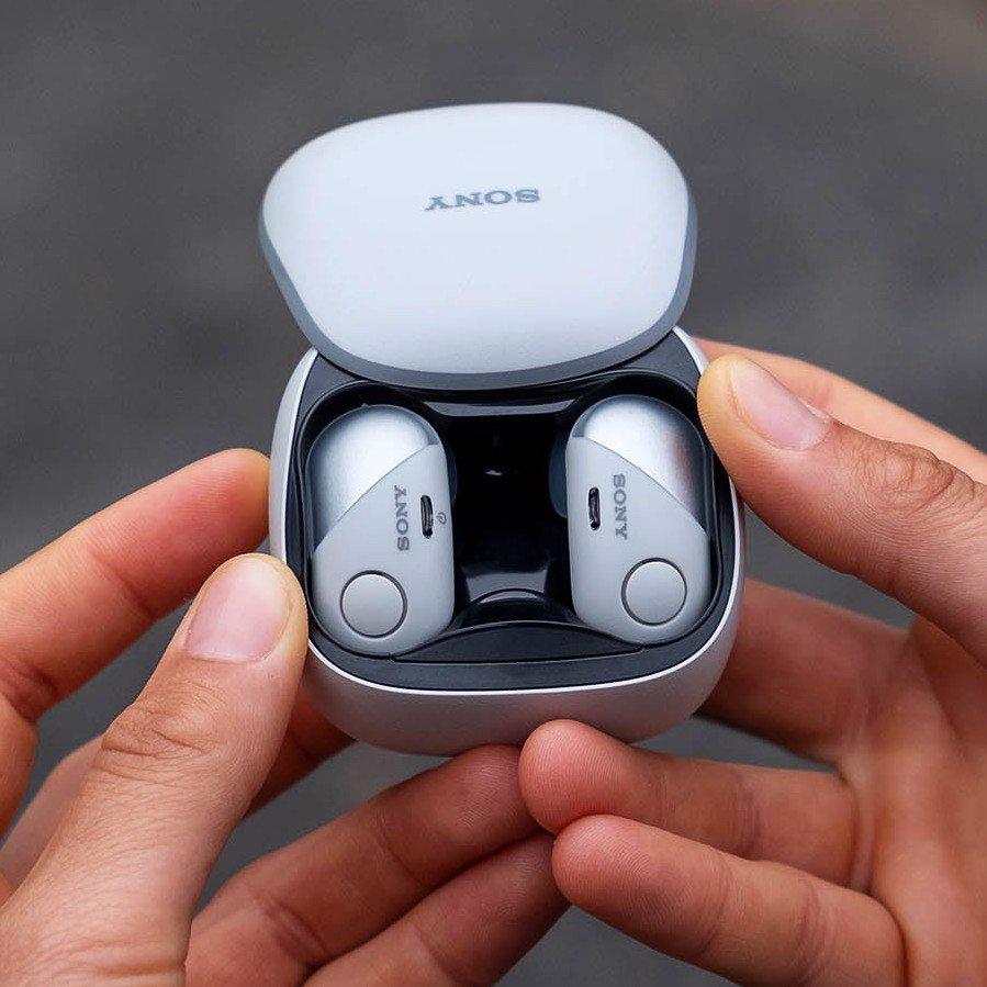 Ecouteurs sans fil Bluetooth WF-SP700N