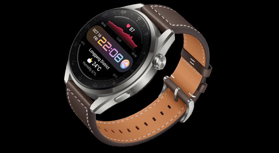 Test Avis Huawei Watch 3