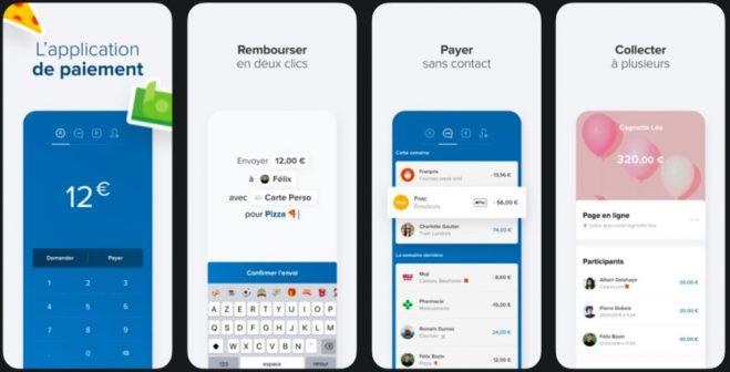Test de l'application Lydia portefeuille virtuel pour Android