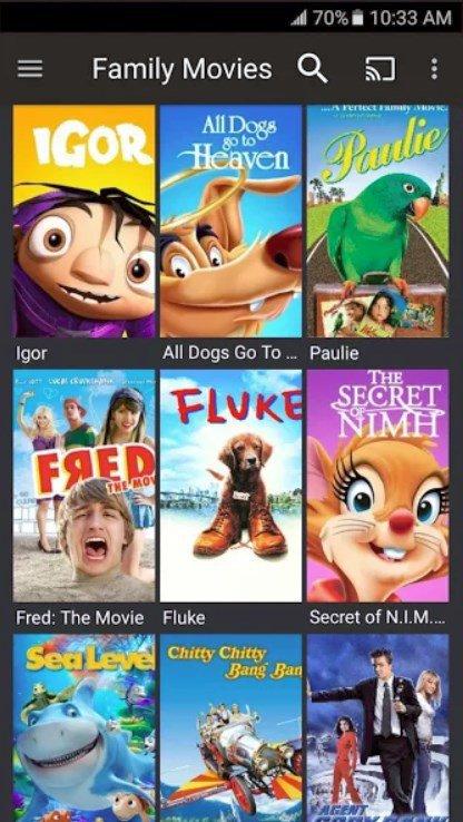 Tubi - Films et séries TV gratuits