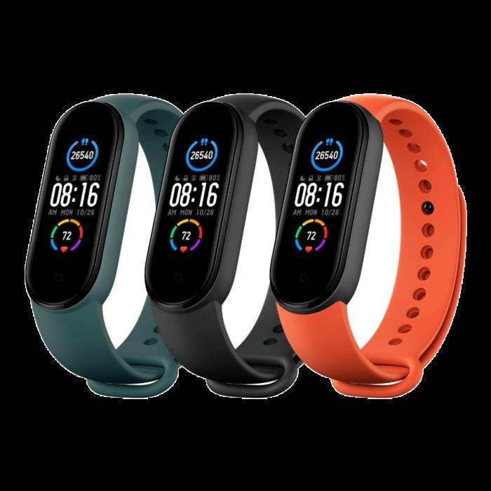 Les meilleurs trackers de fitness : Le Xiaomi Mi Smart Band 5 est la meilleure option économique