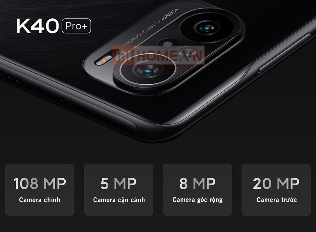 Xiaomi Redmi K40 Pro+