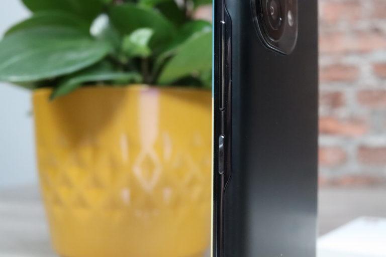 Touches du smartphone Xiaomi Mi 11