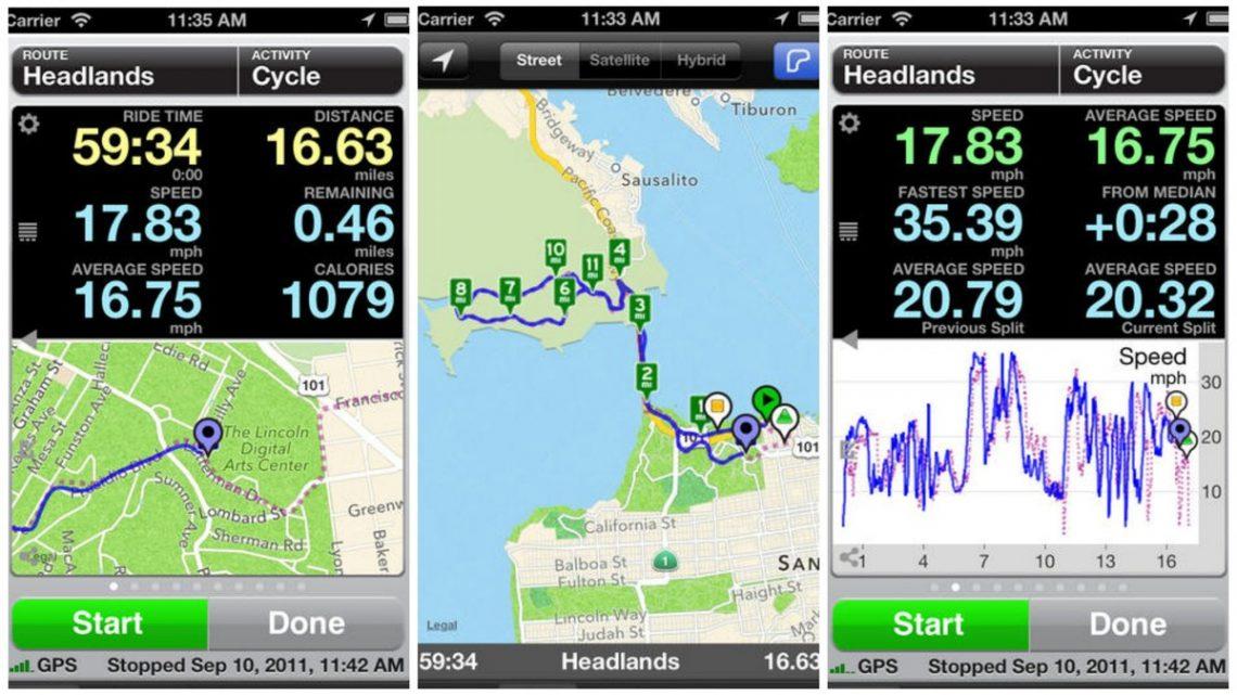 Téléchargez ces meilleures applications gratuites de cyclisme et de vélo pour Android et IOS si vous etes amoureux de vélo
