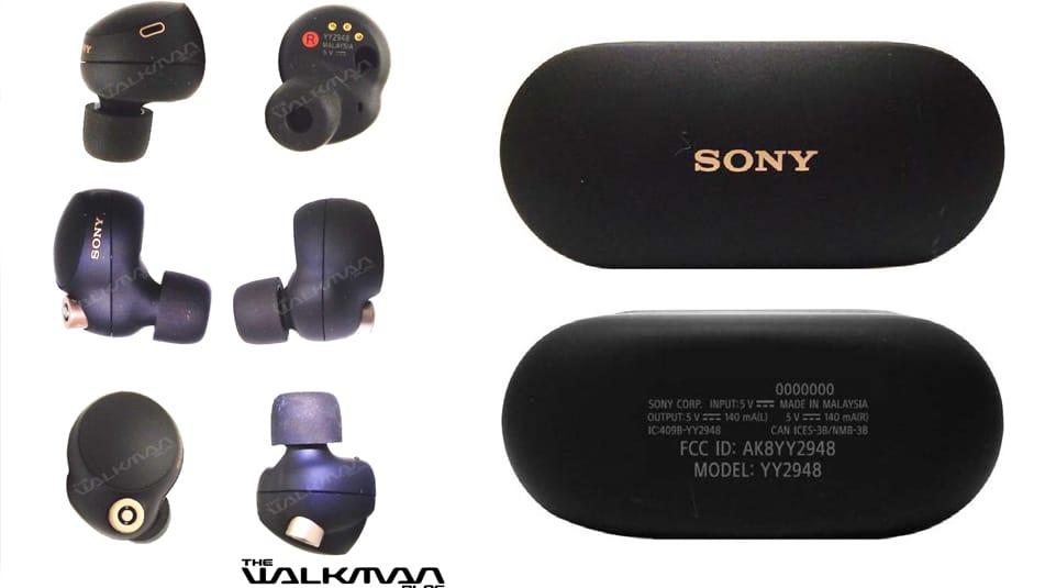 écouteurs sans fil WF-1000XM4