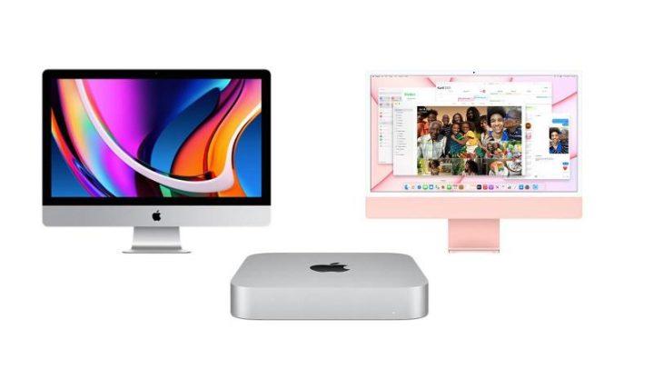Que choisir entre iMac vs Mac mini pour un travail de graphistes ?