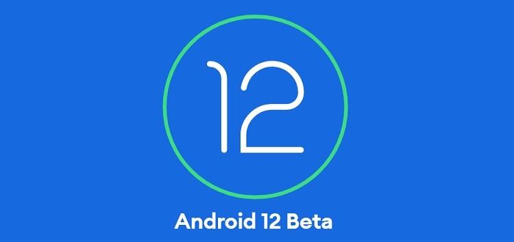 mise à jour de Google Android 12