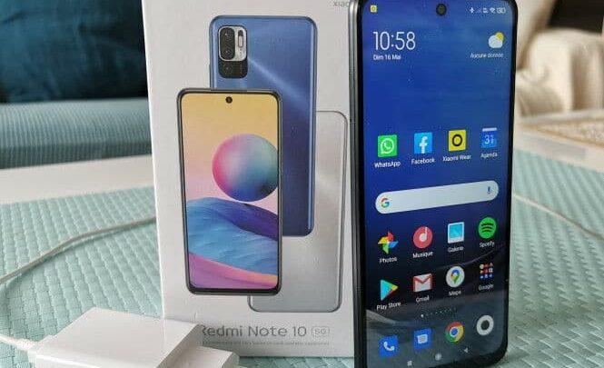 Devriez vous acheter Xiaomi Redmi Note 10 5G à 196 € ?