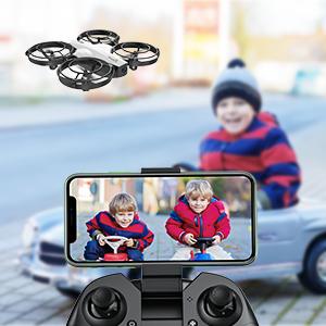 MEILLEURS DRONES/ QUADCOPTÈRES AVEC CAMÉRA POUR ENFANTS BON MARCHÉ (à partir de 20 $)