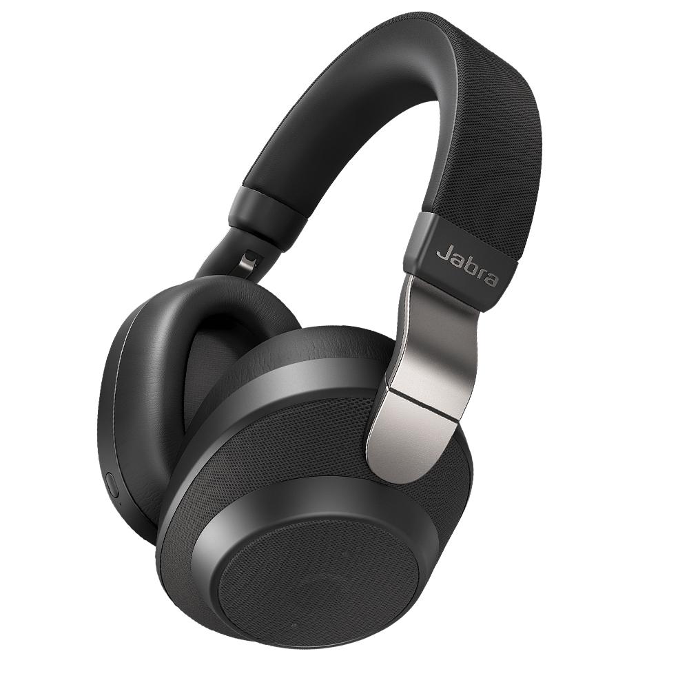 Test Avis Jabra Elite 85h, casque phare sans fil à réduction active du bruit doté de Smart Sound