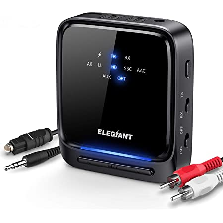 Adaptateur Bluetooth 2-en-1 Elegiant