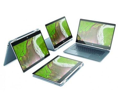 Chromebook HP x360 14 pouces