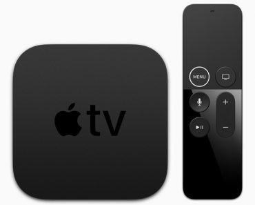 DESIGN de l'Apple TV 4K
