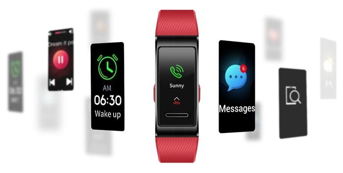 Dans l'ensemble, le Band 4 Pro est un bracelet de fitness d'un bon rapport qualité-prix