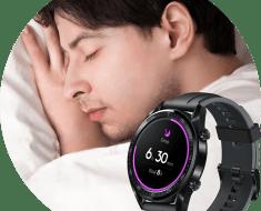 Dormir avec une Smartwatch