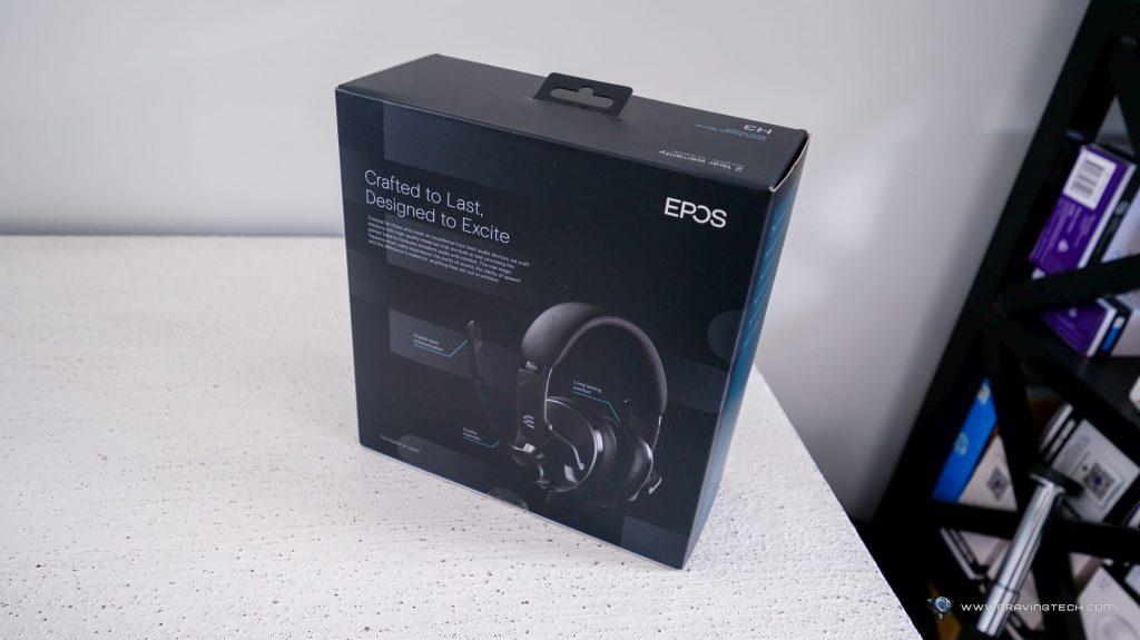 Test de l'EPOS H3, un des meilleurs casques de jeu haut de gamme multiplateformes