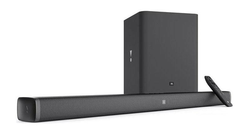Barre de son JBL Bar 3.1 Channel 4K Ultra HD