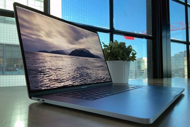 MacBook 16 pouces (i7)