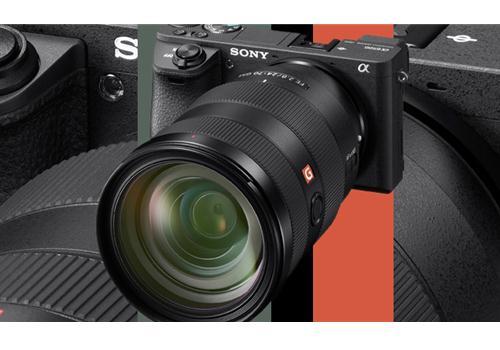 Meilleur appareil photo Sony à petit budget pour les vidéos : Sony Alpha a6500