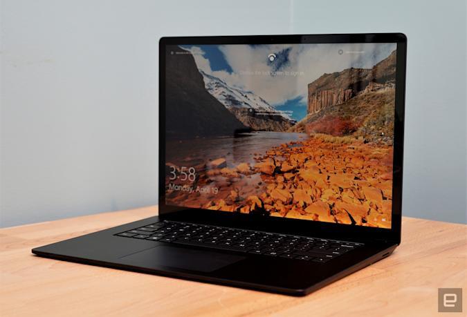 Microsoft Surface Laptop 4 13,4 pouces