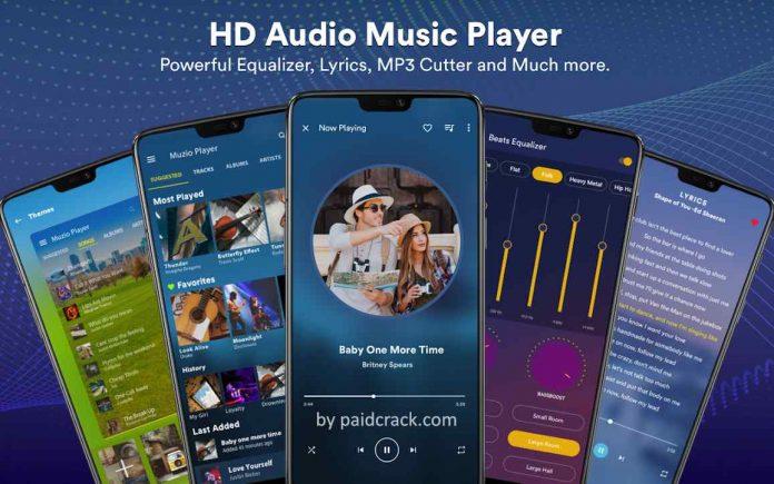 Télécharger Dernière Version Muzio Player Pro Apk pour Android & PC [2021]