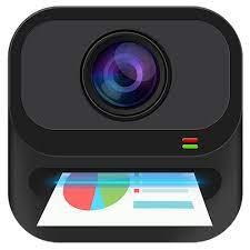 Application android Camera Scanner, Scanner des documents