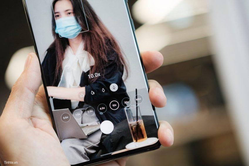 CAMÉRA du Samsung Galaxy S21