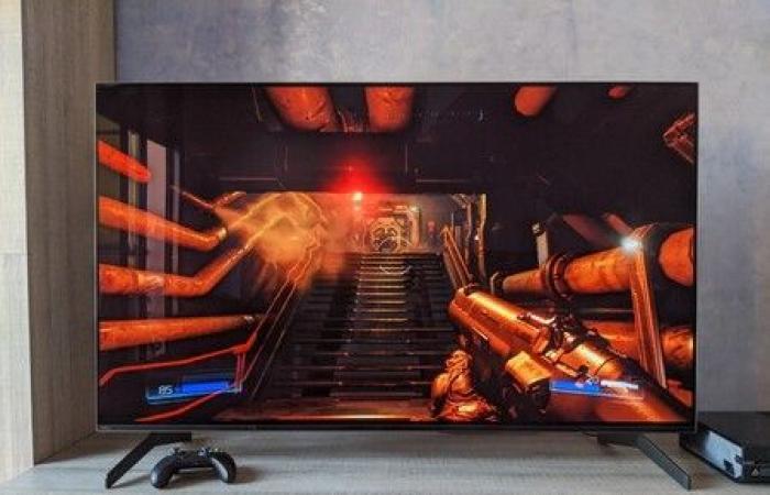 Sony TV BRAVIA OLED KE-65A8P