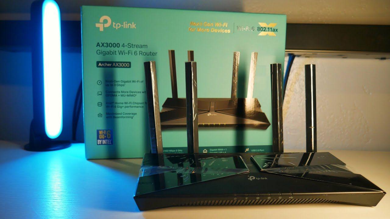 TP-Link Archer AX3000