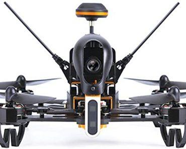 Walkera F210 Professional Deluxe- Le drone de course le plus rapide