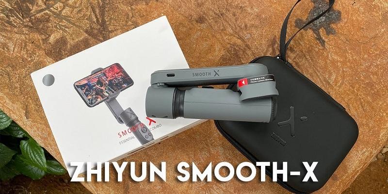 Zhiyun Smooth X