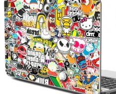 Le guide professionnel pour décorer votre ordinateur portable avec des stickers