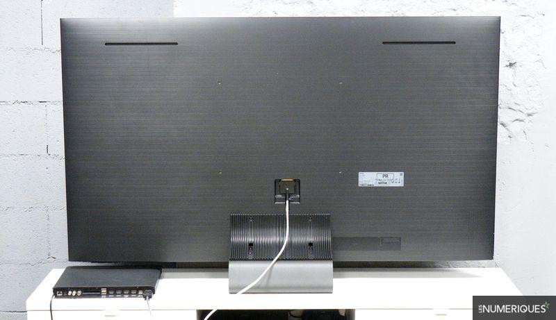 téléviseur 4K Neo QLED avec une dalle 120Hz