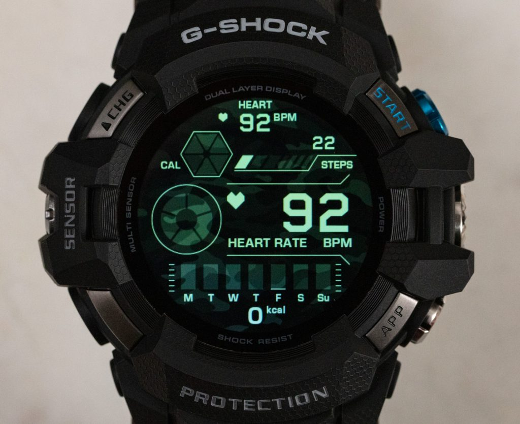 Avis sur Casio G-Shock GSWH1000-1