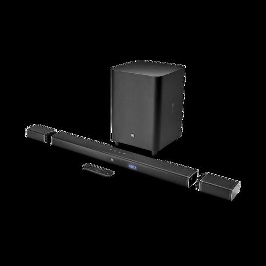 Barre de son JBL Bar 5.1 - Channel 4K Ultra HD