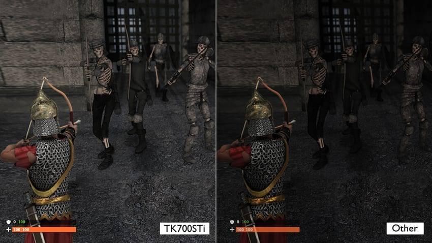Test avis BenQ TK700STi : le premier projecteur gaming 4K HDR à courte focale au monde