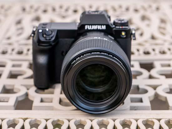 Fujifilm GF80mm F1.7 R WR