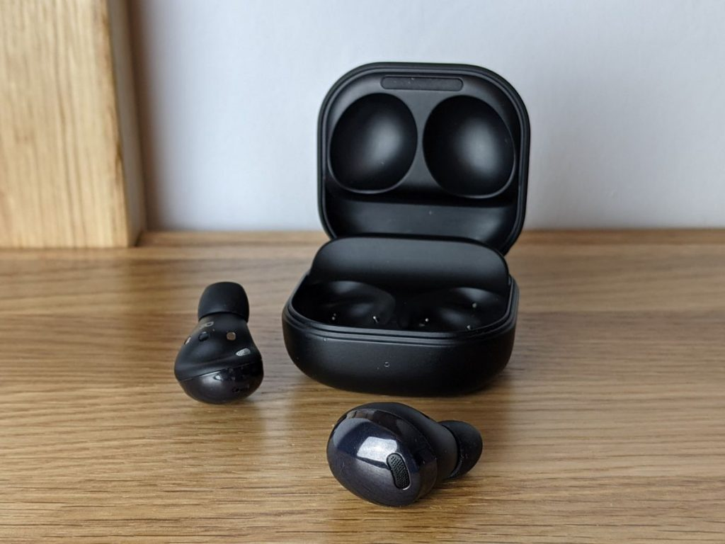 Ecouteurs intra-auriculaires : Samsung Galaxy Buds Pro