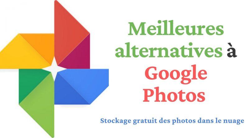 Meilleures alternatives à Google Photos - Stockage gratuit des photos dans le nuage !