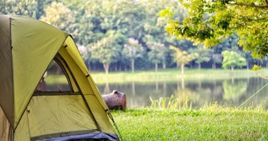 enceintes de camping pas chers