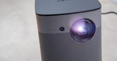 Test avis du projecteur portable Xgimi Halo,